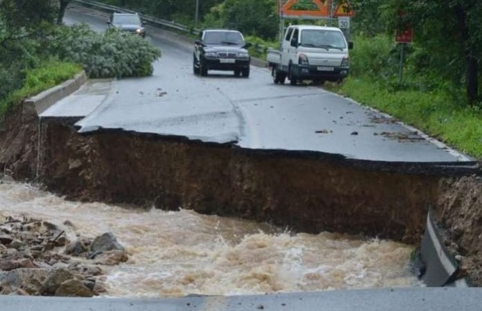 30 Confirmed Dead In South Korea As Rain Triggers Landslides, Floods
