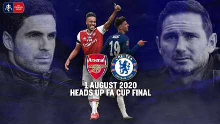 FA Cup Final - Arsenal Vs Chelsea