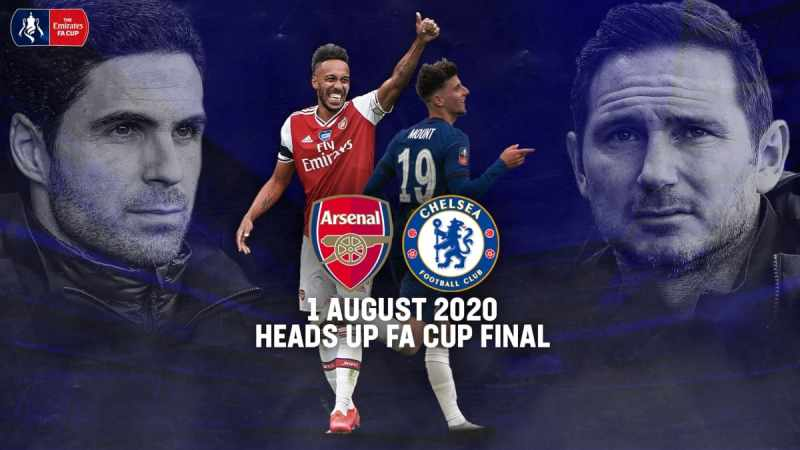FA Cup Final - Arsenal Vs Chelsea