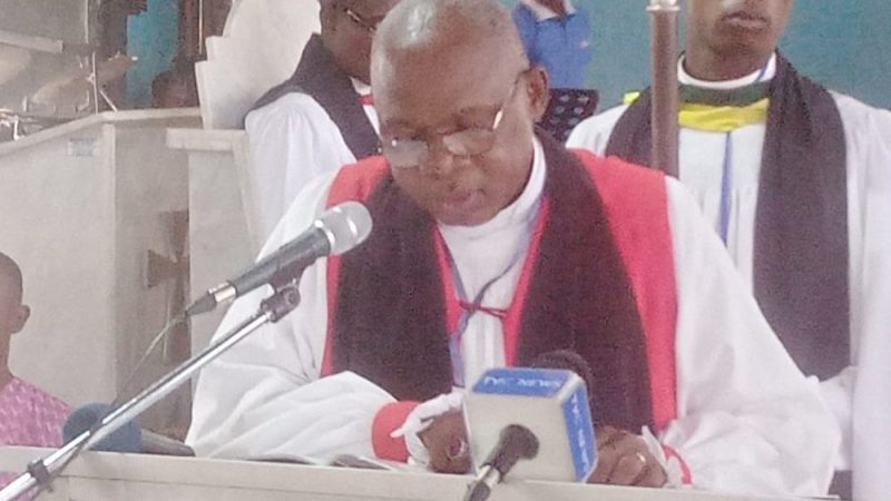 I Foresee One Vote Going For N50,000 Over Osun 2022 – Anglican Bishop