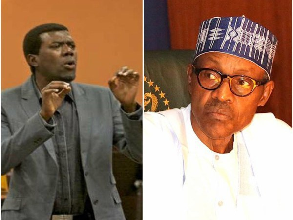 President Buhari Traveled To Ghana To Discuss With ECOWAS Leaders On How To Return Peace To Mali When There Is No Peace In Nigeria - Reno Omokri