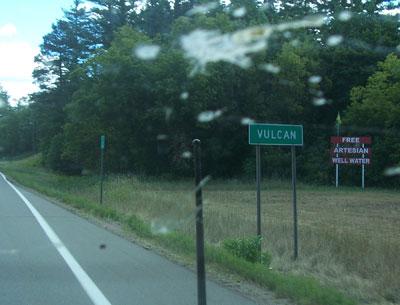 Vulcan Sign