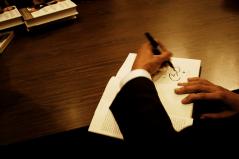 Scout Tufankjian: Book Signing