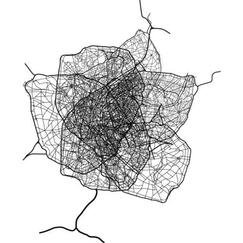 ComplexCity: Paris