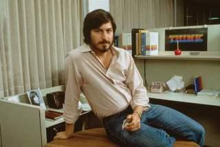 Steve Jobs on Working with Legendary Designer Paul Rand