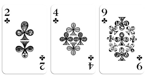 Playing Cards Deck Design