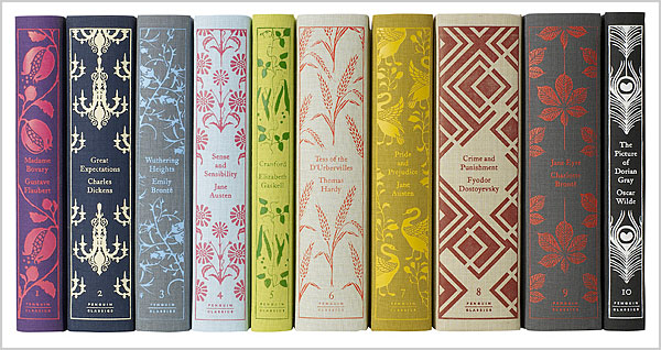 6dbd1b3f5d93 Coralie Bickford-Smith's Book Covers for Penguin Classics – Brain ...