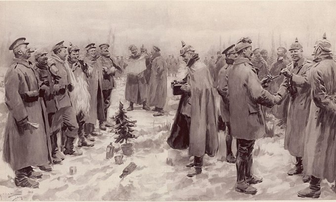 The Christmas Truce of 1914: A Heartening Story of Humanity