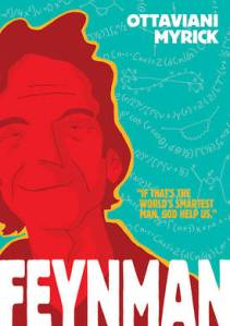 A Graphic Novel Biography of Richard Feynman