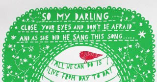 A Sky Full of Kindness: Beautiful and Profound Cut-Paper Meditations on Life by Artist Rob Ryan