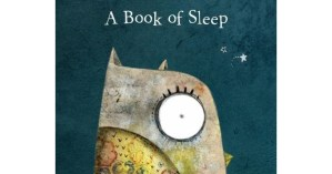 A Book of Sleep: A Sweet Illustrated Lullaby