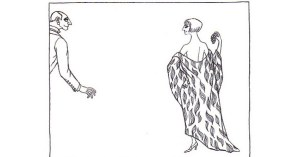 "The Curious Sofa: Edward Gorey's Vintage ""Porno-graphic"" Children's Book for Adults"