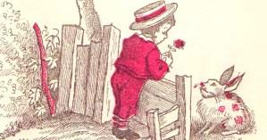 Maurice Sendak's Rare Velveteen Rabbit Illustrations circa 1960