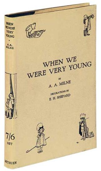 A.A. Milne Reads from Winnie-the-Pooh in a Rare 1929 Recording