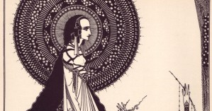Harry Clarke's Haunting 1919 Illustrations for Edgar Allan Poe's Stories