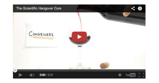 The Scientific Cure for Hangovers