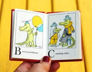 Alligators All Around: A Maurice Sendak Alphabet Book from 1962