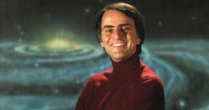 Carl Sagan's Reading List