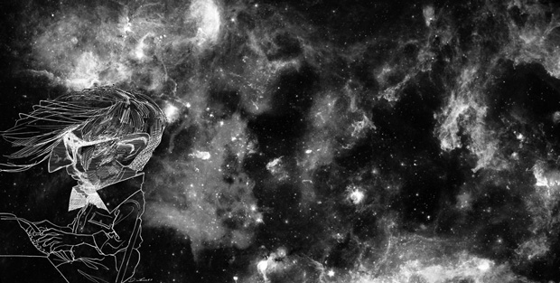 John Updike on the Universe and Why There is Something Rather Than Nothing