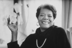 "Maya Angelou Recites Her Poem ""Phenomenal Woman"""