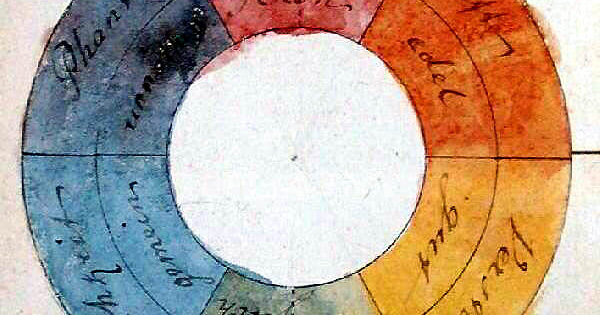goethe on the psychology of color and emotion  u2013 brain pickings
