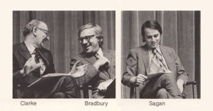 Mars and the Mind of Man: Carl Sagan, Ray Bradbury and Arthur C. Clarke in Cosmic Conversation, 1971