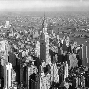 Happy Birthday, Chrysler Building Spire: The Story of an Epic Architectural Rivalry
