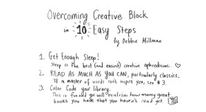 How to Break Through Your Creative Block: Strategies from 90 of Today's Most Exciting Creators