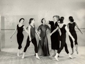 Dance Is Like Thought: Helen Keller Visits Martha Graham's Studio