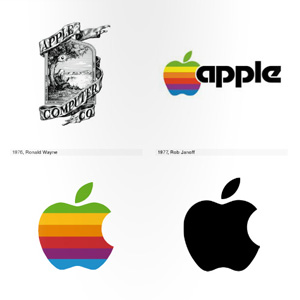 Logo Life: The Visual Evolution of 100 Iconic Logos