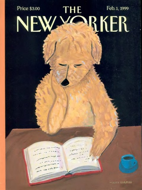 the big new yorker book of dogs brain pickings