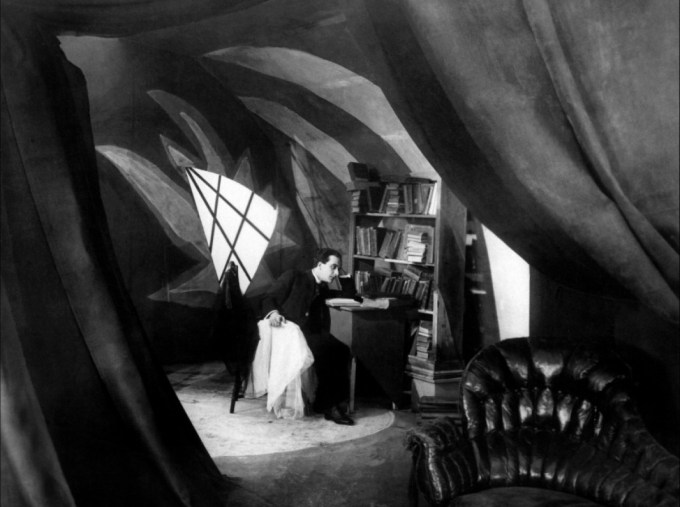 Still from The Cabinet of Dr. Caligari