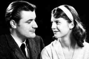 February 25, 1956: Sylvia Plath Meets Ted Hughes in One of Literary History's Steamiest Encounters
