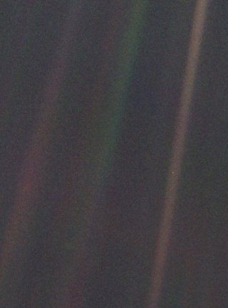 The Pale Blue Dot: A Timeless Valentine to the Cosmos
