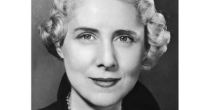 Clare Boothe Luce's Advice to Her 18-Year-Old Daughter