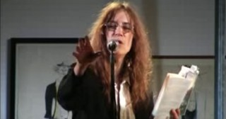 Waving to Virginia: Patti Smith Reads Woolf