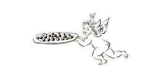 The Alice B. Toklas Cookbook, Illustrated