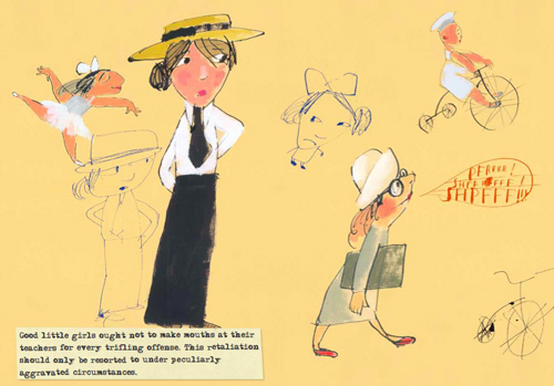 Advice to Little Girls: Young Mark Twain's Little-Known