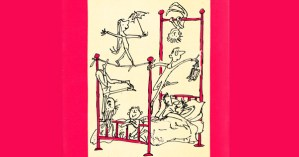 The Bed Book: Sylvia Plath's Vintage Poems for Kids, Illustrated by Quentin Blake