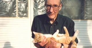 Cats, Guns, and Books: William S. Burroughs's Daily Routine