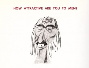How Attractive Are You To The Opposite Sex? Esquire's 1949 Questionnaire