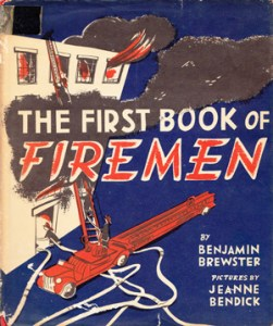 The First Book of Firemen, 1951