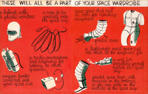 The First Book of Space Travel: How a Woman Writer and