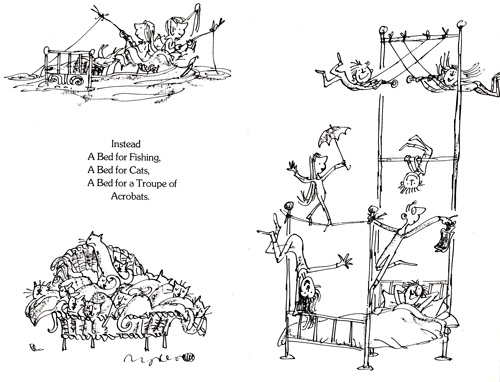 The Bed Book: Sylvia Plath's Vintage Poems for Kids