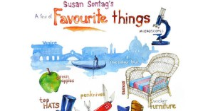 Susan Sontag on Why Lists Appeal to Us, Plus Her Listed Likes and Dislikes
