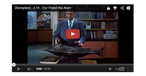 Heinz Haber, Disney's Chief Scientist, Explains the Atom in 1957