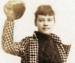 Nellie Was a Lady: 1945 Radio Dramatization of Pioneering Female Journalist Nellie Bly's Life