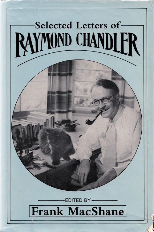 raymond chandlers writing style