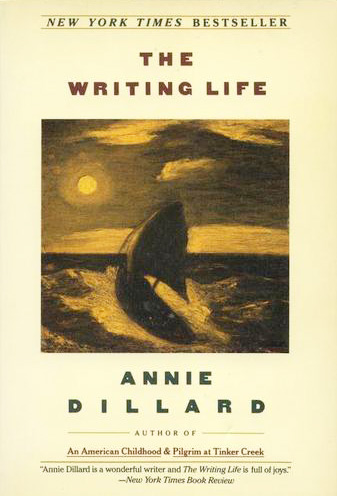 Annie Dillard on Writing