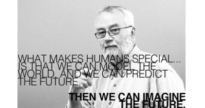 Bill Moggridge, Designer of the First Laptop, on Human-Centered Design